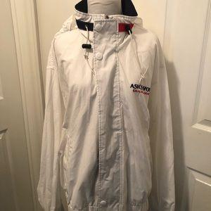 ASICS sport sailing gear windbreaker jacket